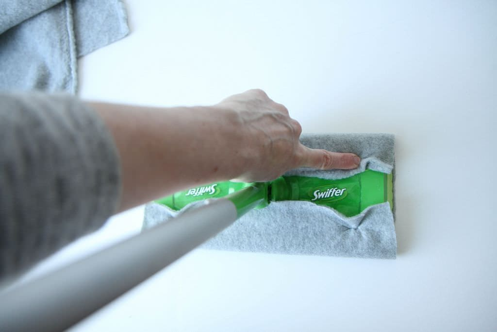 DIY Dry Swiffer Pads from MomAdvice.com