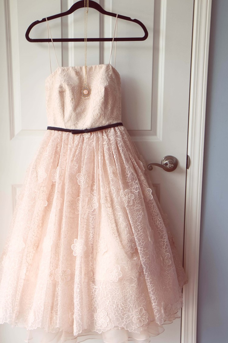 Champagne Taste Dress