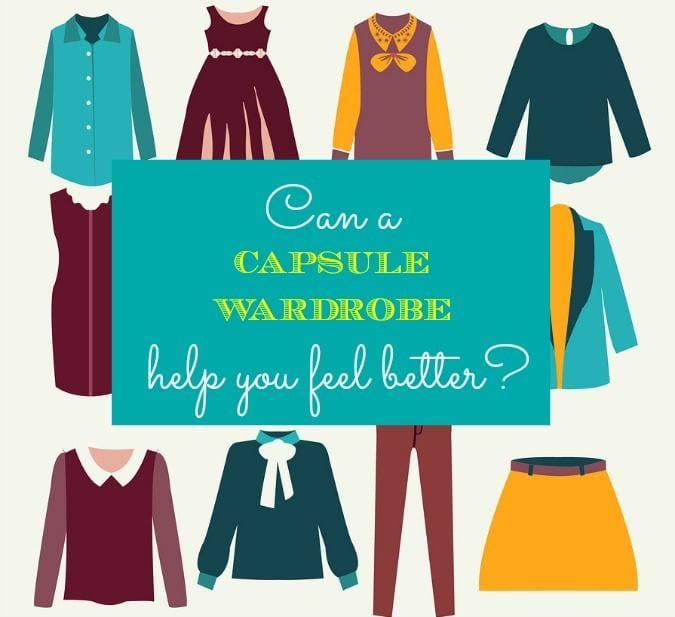 Capsule wardrobe feelings via TapGenes