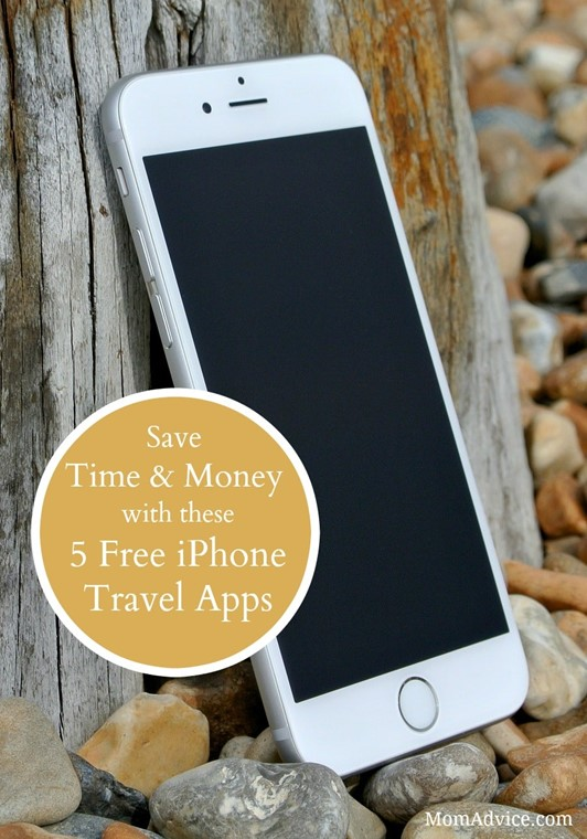 5 Free iPhone Travel Apps That Save Time & Money