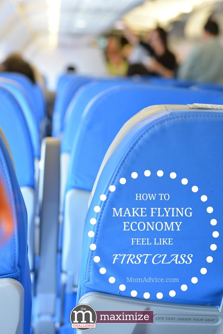 How to Make Flying Economy Feel Like First Class