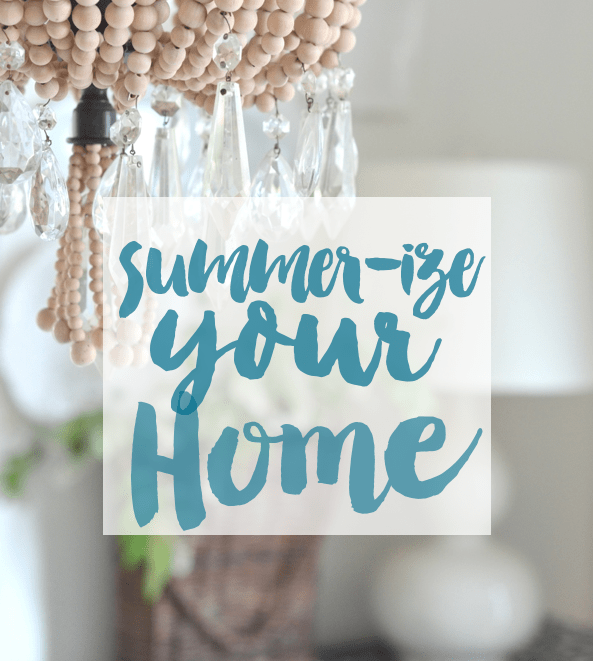 Summer-ize Your Home via The Nester