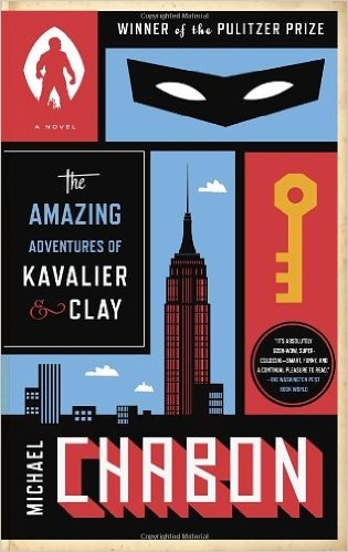 amazing adventures of kavalier and clay pdf