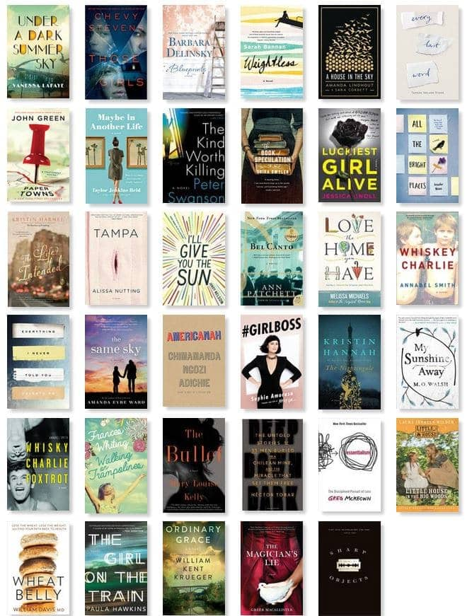 Books I Have Read in 2015