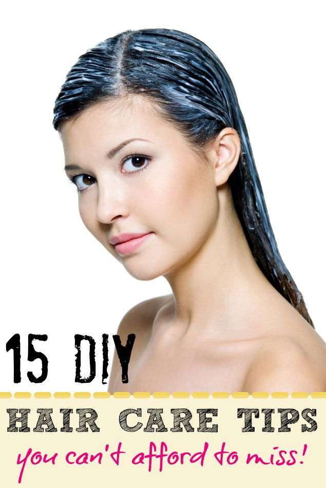 DIY Hair Care Tips