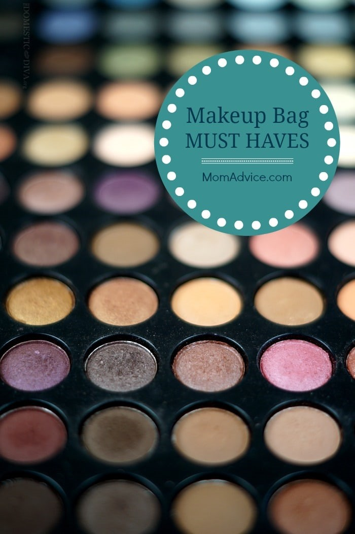 Five Must-Haves for Your Makeup Bag