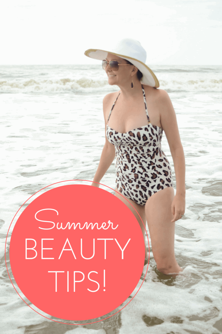 Summer Beauty Tips from Hollywood Housewife