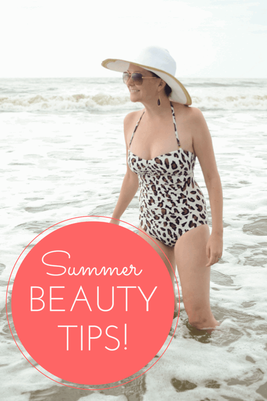 Summer Beauty Tips with Hollywood Housewife