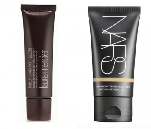 Summer beauty tips tinted moisturizers