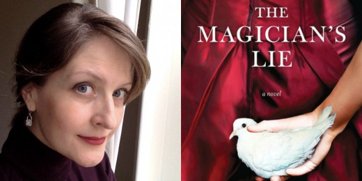 Sundays With Writers: The Magician's Lie by Greer ...