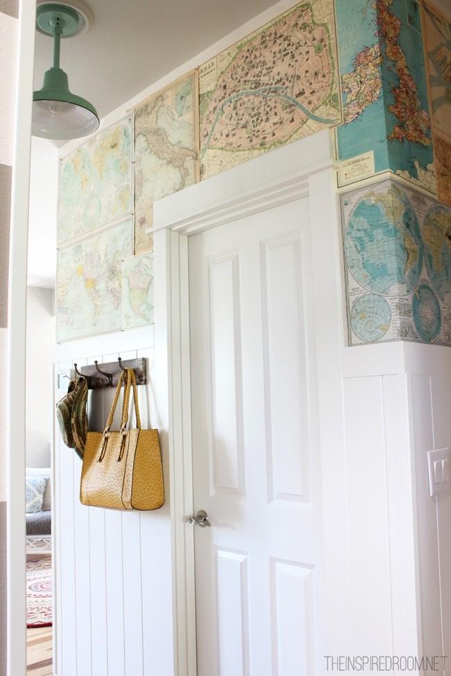 map-wallpaper