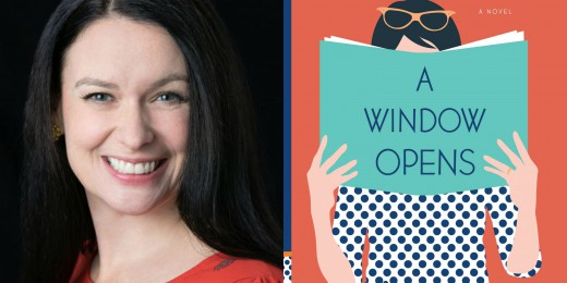 Sundays With Writers: A Window Opens by Elisabeth Egan