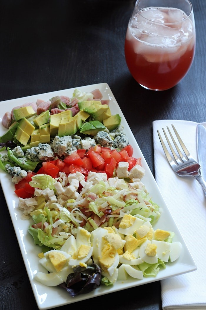 Cobb Salad from Good Cheap Eats
