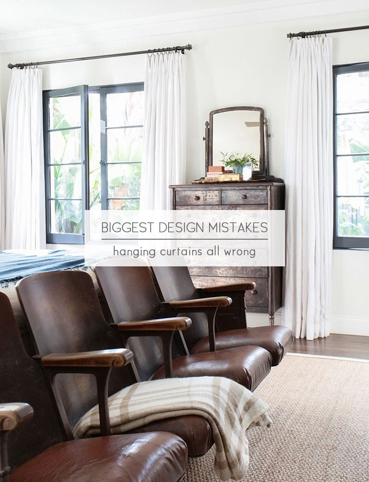 Design Mistakes via Style by Emily Henderson