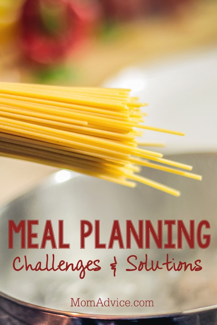 Meal Planning Challenges & Solutions