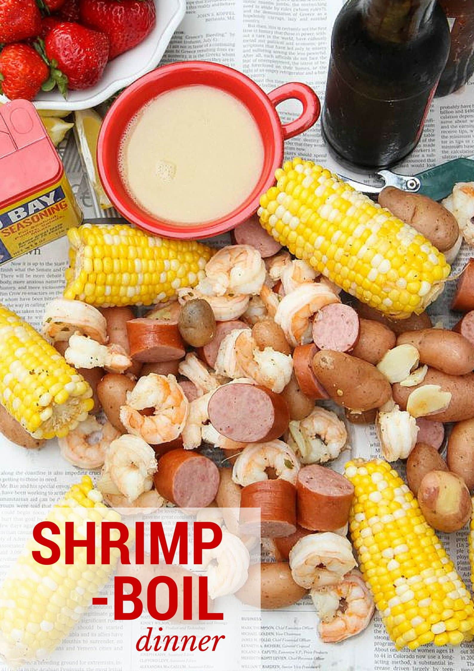 Shrimp Boil Recipe from MomAdvice.com.