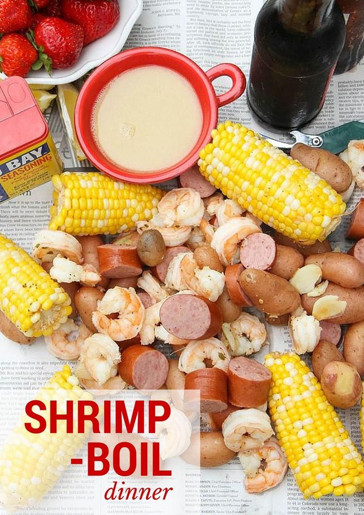 Shrimp Boil Recipe from MomAdvice.com.