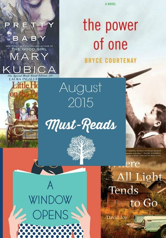August 2015 Must-Reads