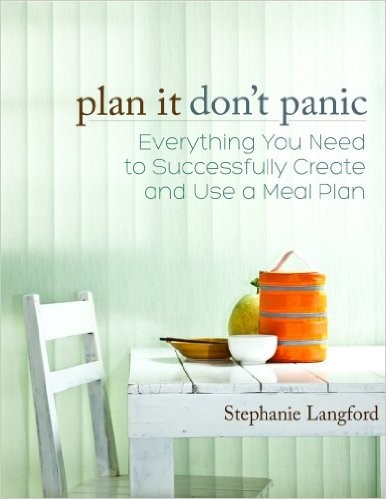 Plan It Don't Panic by Stephanie Langford