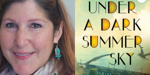 Sundays With Writers: Under a Dark Summer Sky by Vanessa ...