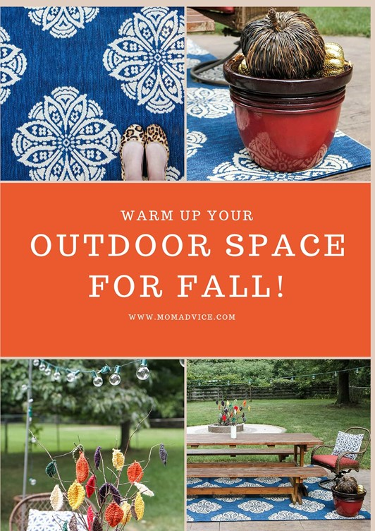 Warm Up Your Outdoor Space for Fall
