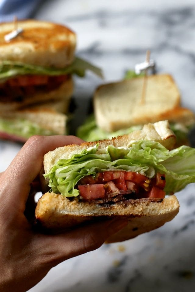 BLT via Joy the Baker