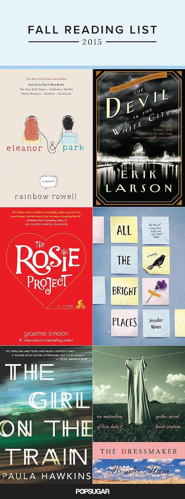 Books into Movies via PopSugar