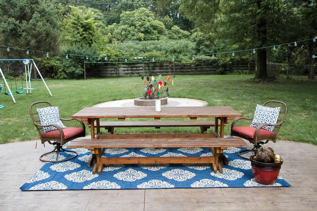 Warm Up Your Outdoor Space for Fall from MomAdvice.com