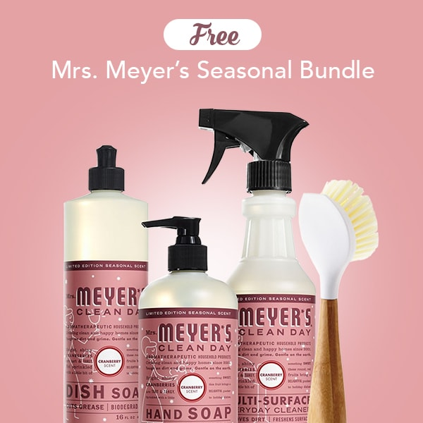 Mrs. Meyer's Seasonal Bundle