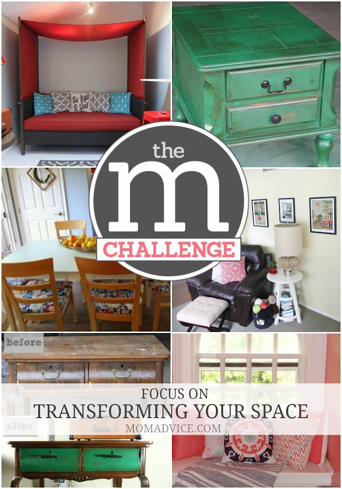 Transforming Your Space M Challenge