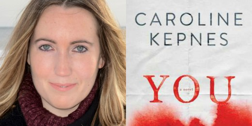 Sundays With Writers: You by Caroline Kepnes