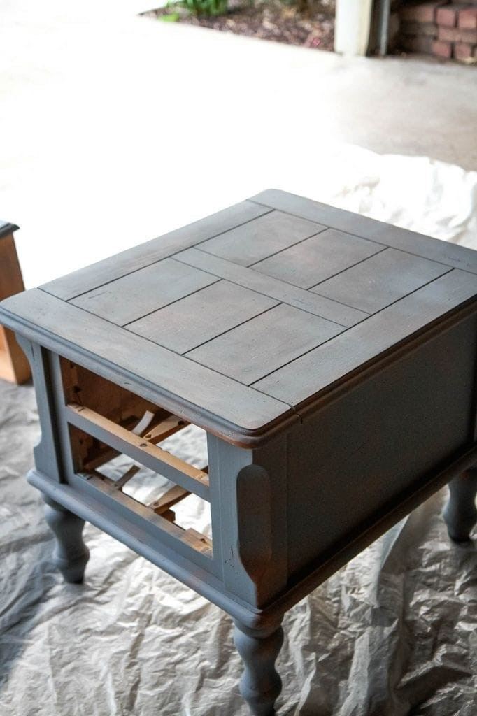 How To Spray Paint Furniture Momadvice