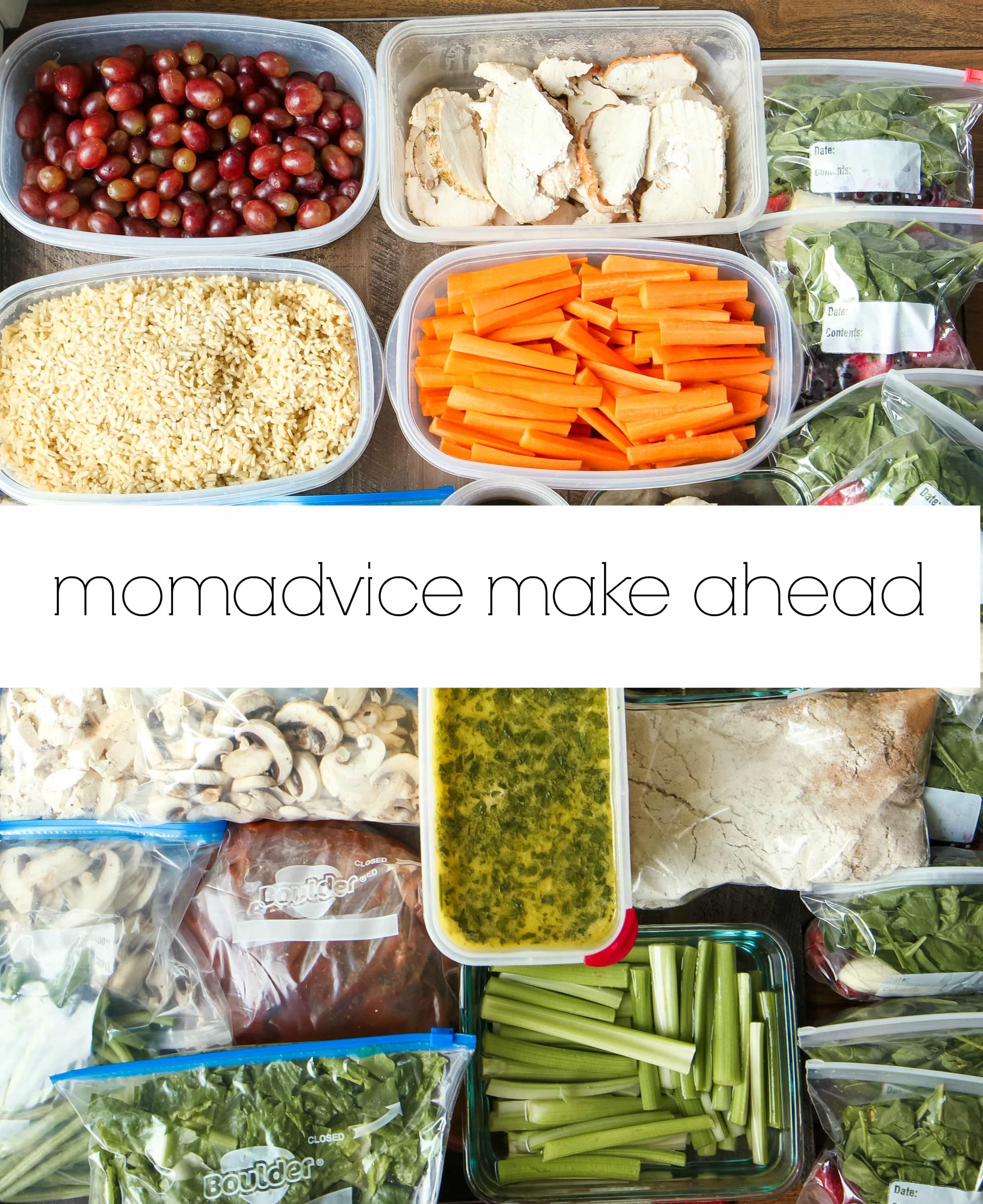 The MomAdvice Make-Ahead (Week 6)