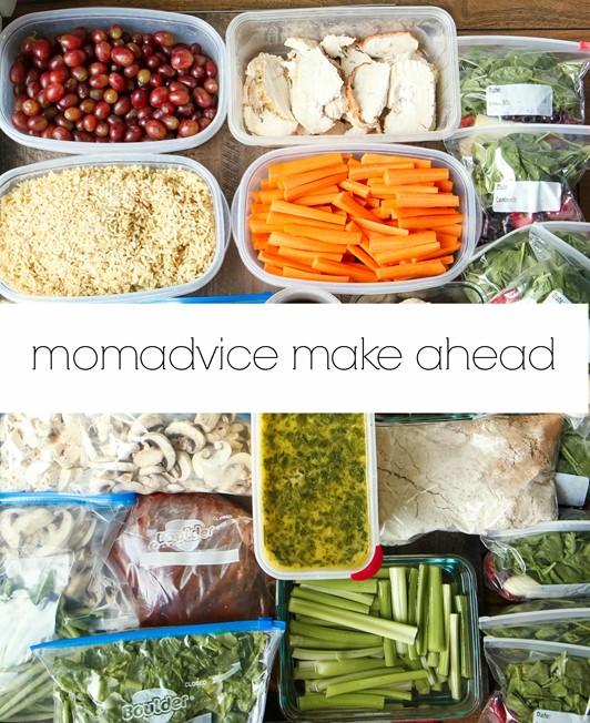 The MomAdvice Make-Ahead (Week 6)