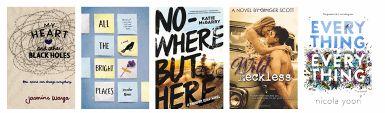2015 GoodReads Choice Awards Nominees from MomAdvice.com