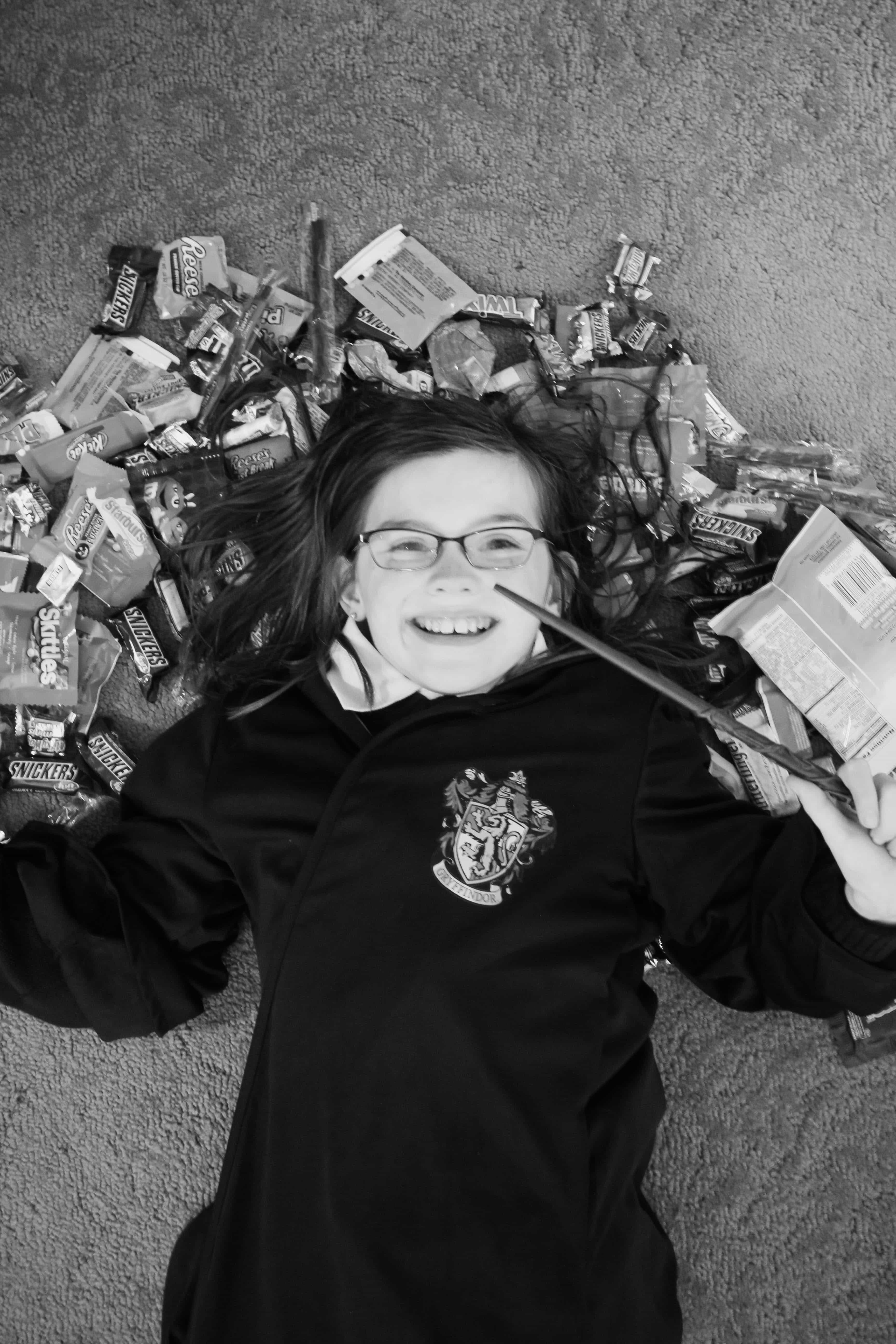 Halloween Hermione Costume