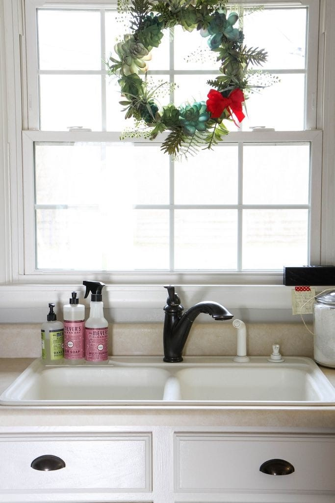 My Little Holiday Home Tour from MomAdvice.com