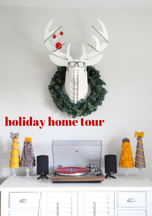 My Little Holiday Home Tour