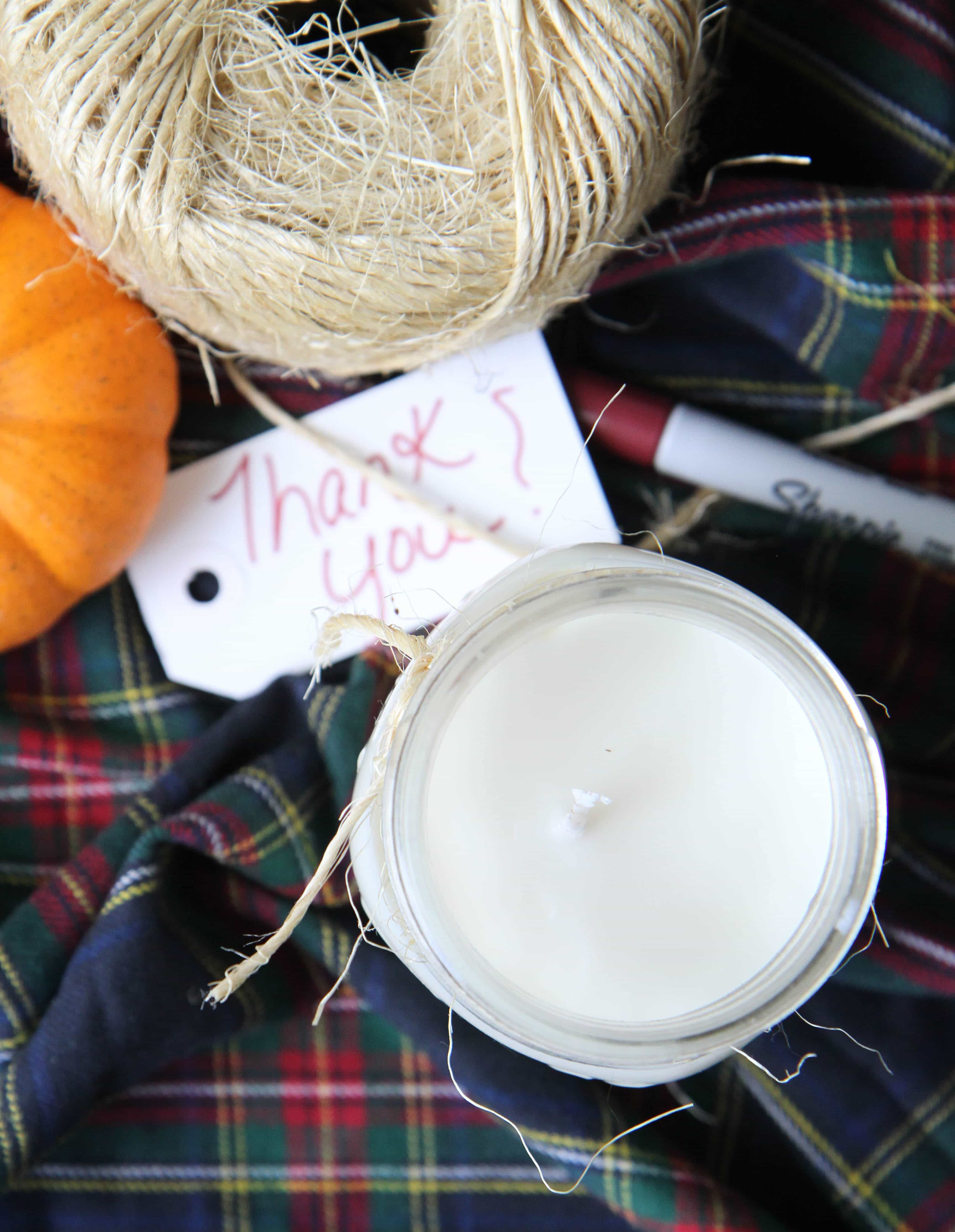 How to Make Slow Cooker Pumpkin Spice Candles from MomAdvice.com