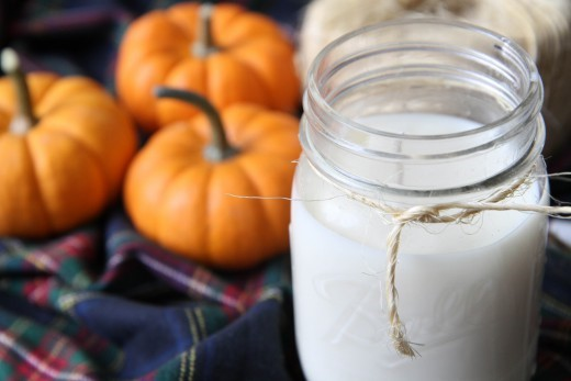 How To: Slow Cooker Pumpkin Spice Candles
