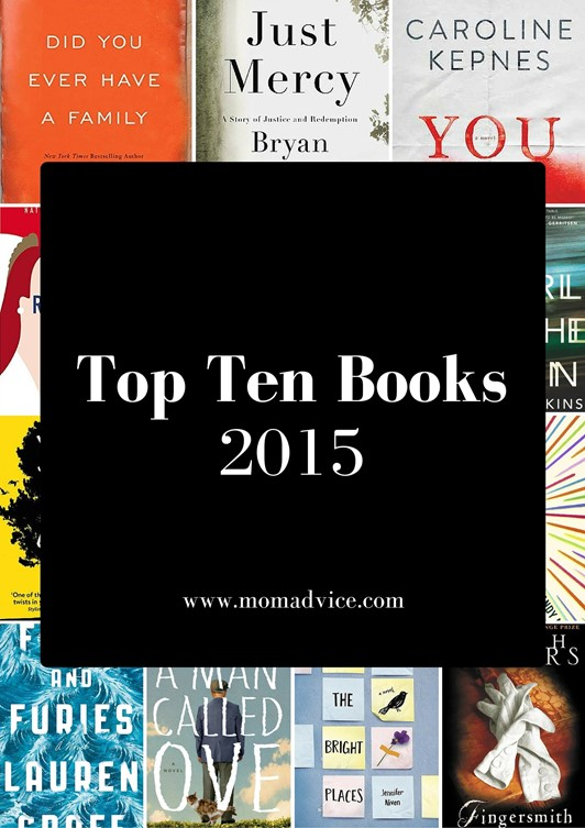My Top Ten Books of 2015