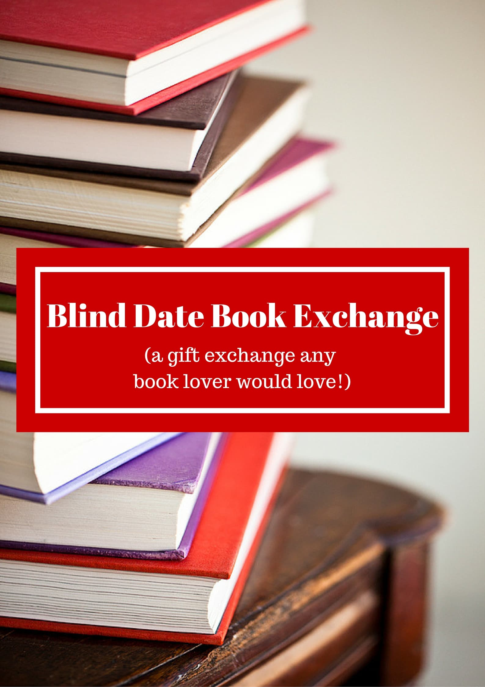 Blind Date Book Exchange