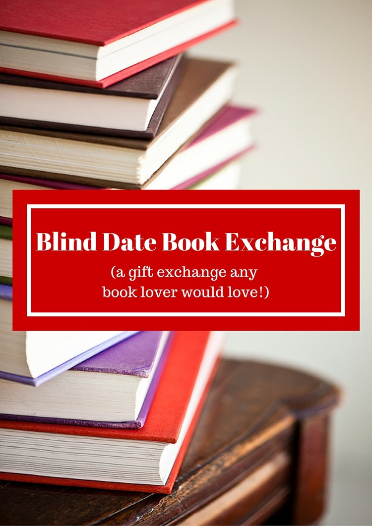 Blind Date Book Exchange from MomAdvice.com