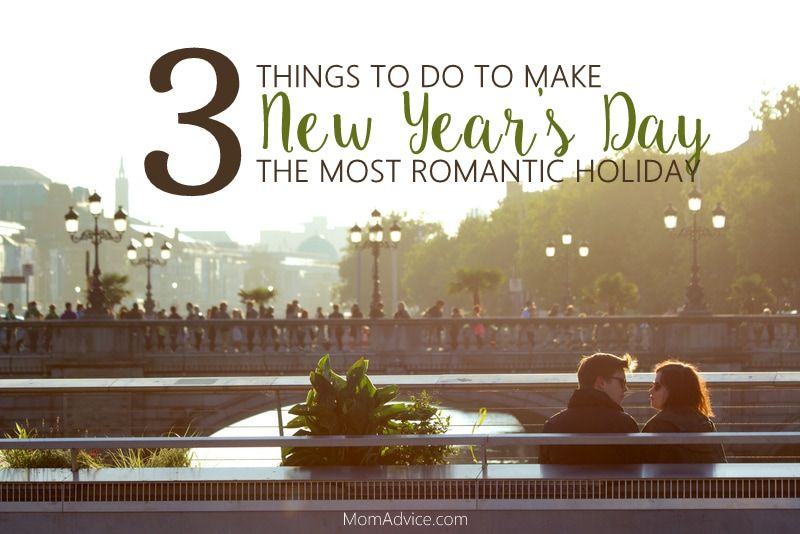How to Make New Year's Day the Most Romantic Holiday