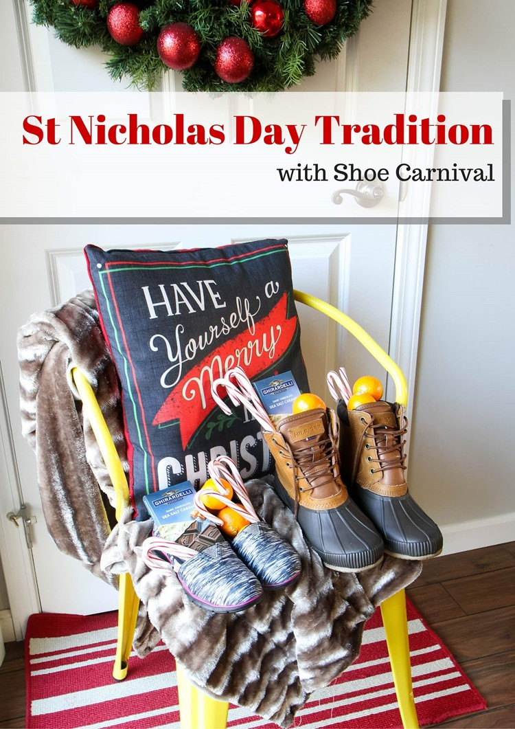 How to Celebrate St. Nicholas Day with Momadvice.com