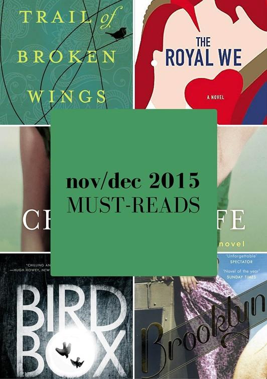 November/December 2015 Must-Reads