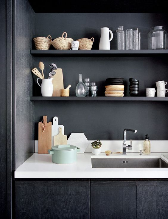 Kitchen trends via Style by Emily Henderson