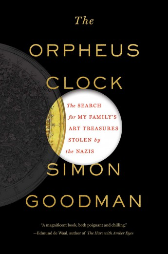 The Orpheus Clock by Simon Goodman