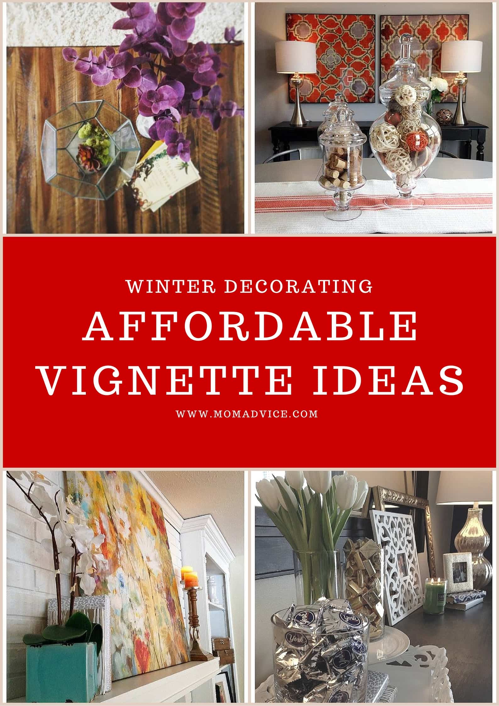 affordable-vignette-ideas