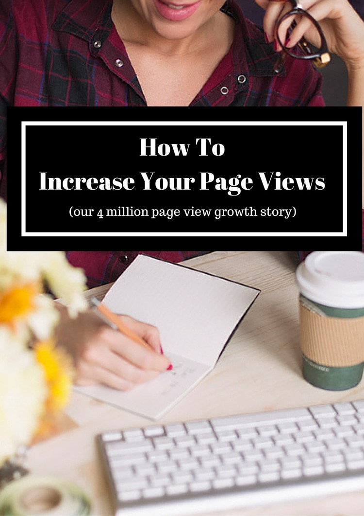 How to Increase Your Page Views from MomAdvice.com